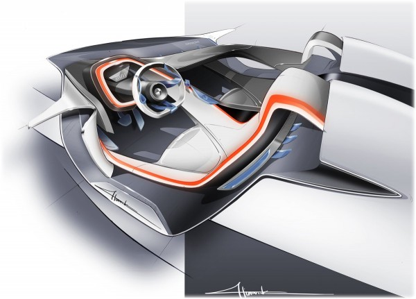 2011 BMW Vision ConnectedDrive