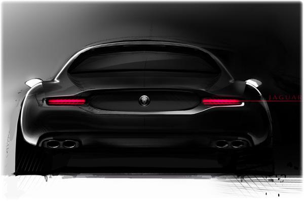 2011 Bertone Jaguar B99 Concept