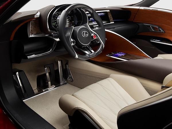 2011 Lexus LF-LC Concept
