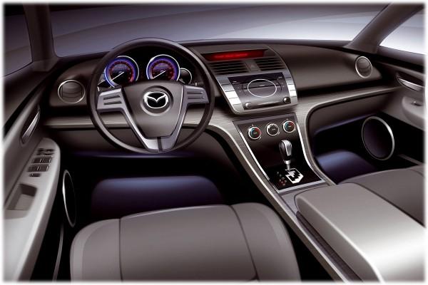 2009 Mazda 6 SAP - sketch