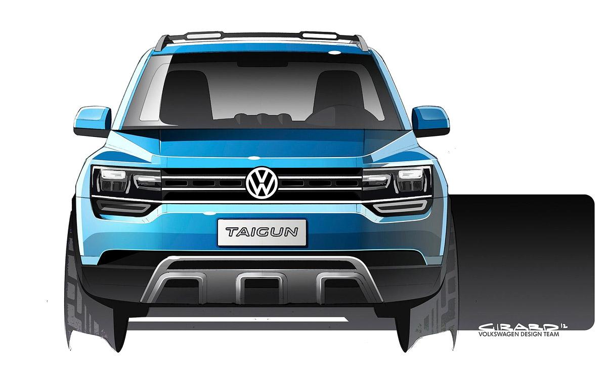 ... Taigun Concept – дизайн эскизы внедорожника: www.carsketch.ru/2012-volkswagen-taigun-concept-sketch/comment-page-1