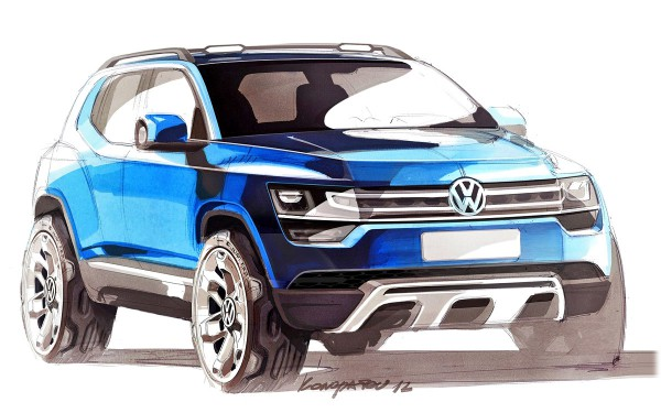 2012 Volkswagen Taigun Concept