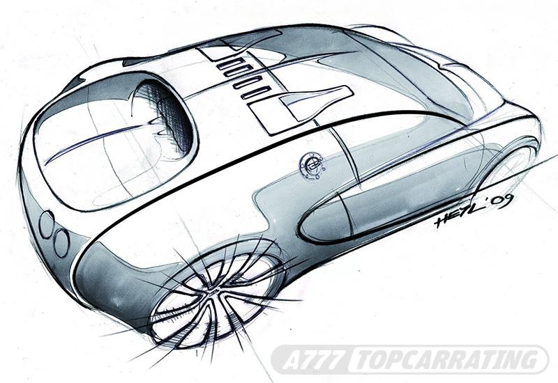 Bugatti Veyron Super Sport — 2010