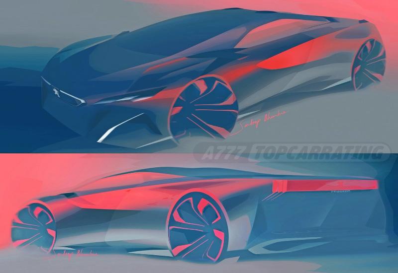 Peugeot Onyx Concept — 2012