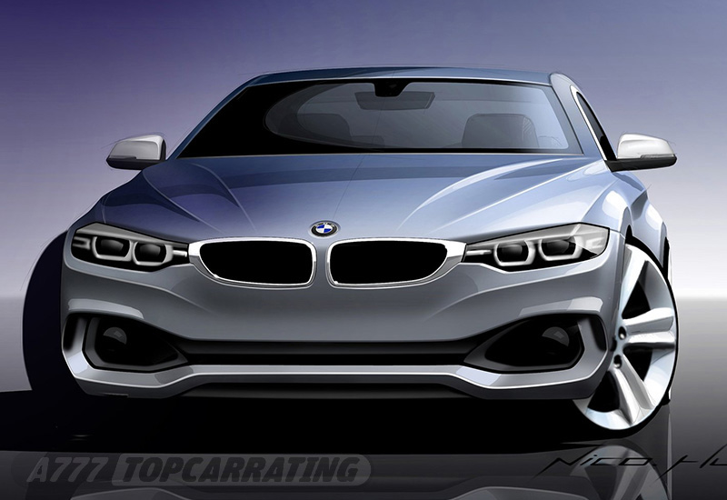 BMW 4-Series Coupe — 2014