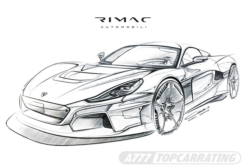 Rimac C_Two — 2020