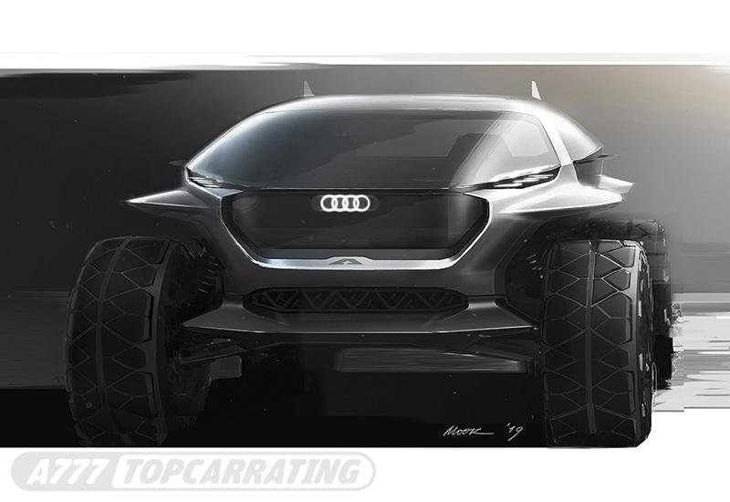 Audi AI:TRAIL quattro Concept — 2019