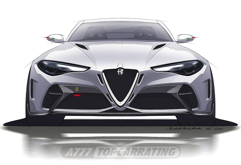 Alfa Romeo Giulia GTA (952) — 2021