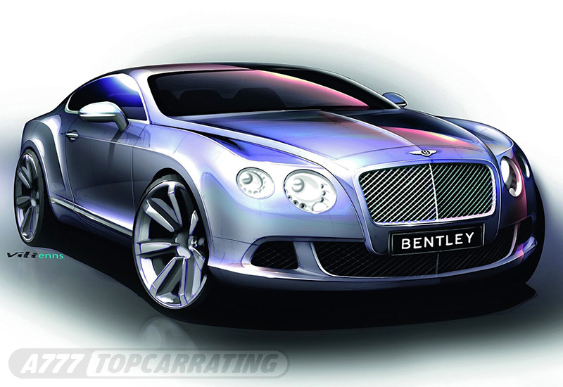 Bentley Continental GT — 2011